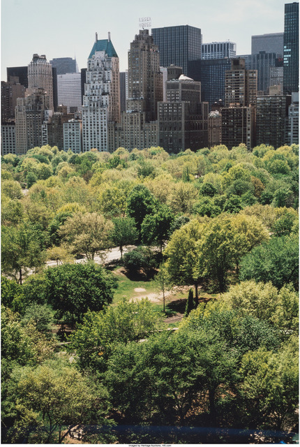 Ruth Orkin, 'Summer Green, NYC', 1981, Heritage Auctions