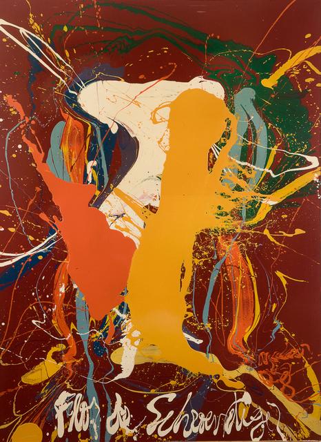 , 'Flor de (Erwin) Schrödinger /(Erwin) Schrödinger's flower,' 2008, Utópica