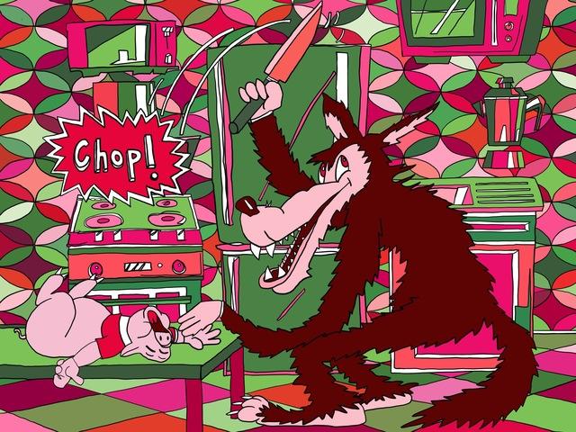 , 'Chop,' 2019, Ro2 Art