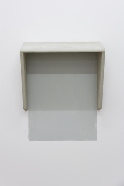 , 'space saver - concrete,' 2016, Galerie Anke Schmidt