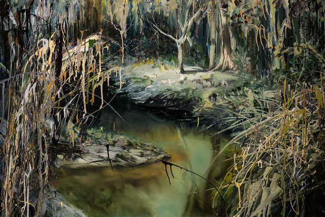 Shannon Estlund, 'Jones Creek', 2016, James May Gallery