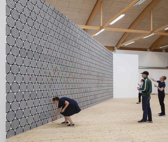 , 'I, The World, Things, Life,' 2014, Copenhagen Contemporary