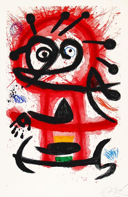 Joan Miró, 'Danseuse Créole (Creole Dancer)', 1978, Masterworks Fine Art