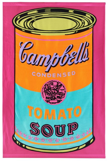 Andy Warhol, 'Campbell's Tomato Soup Banner', ca. 1965, Joseph K. Levene Fine Art, Ltd.
