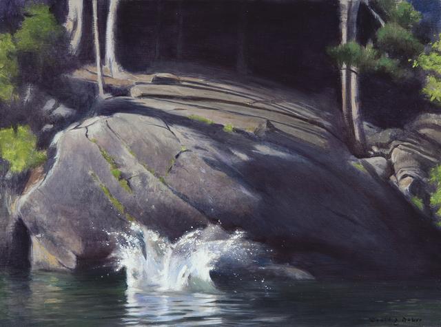 , 'The Jumping Rock ,' , Dowling Walsh
