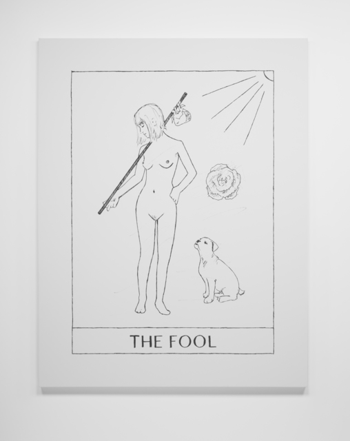 , 'The Fool (Mieke),' 2017, Ever Gold [Projects]