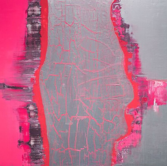 , 'LIBERATION OF THE PINK,' 2017, Parcus Gallery