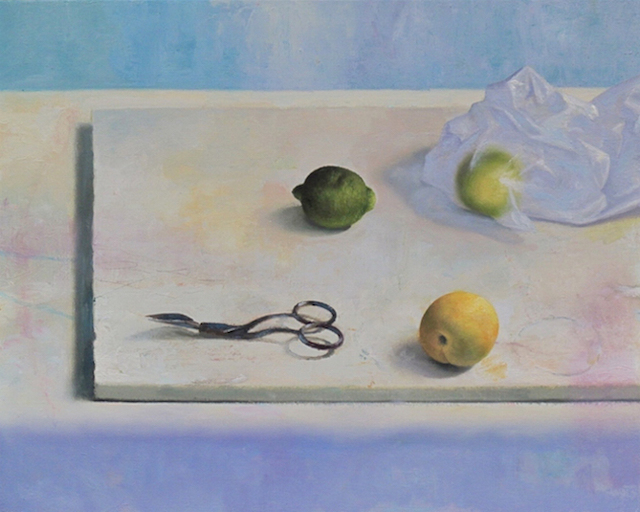 Jim Phalen, 'Still Life with Lime', 2018, Dolby Chadwick Gallery