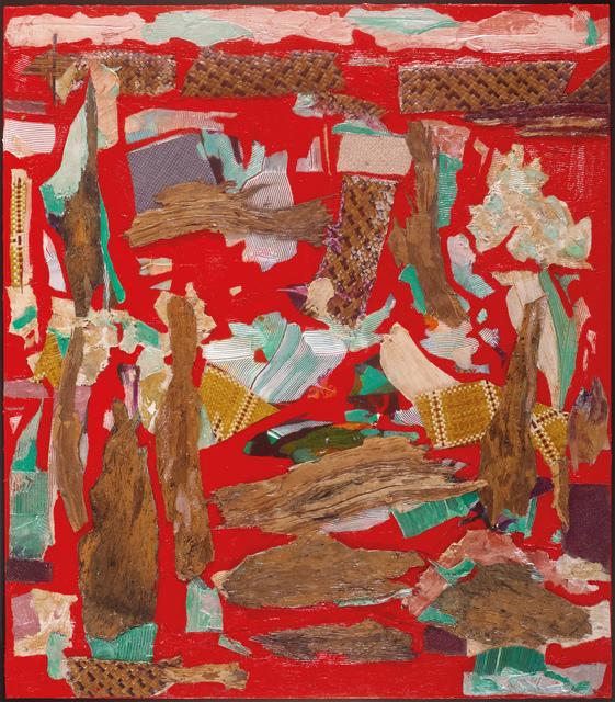 , 'Song Of Eucalyptus 10,' 2015, Segaris