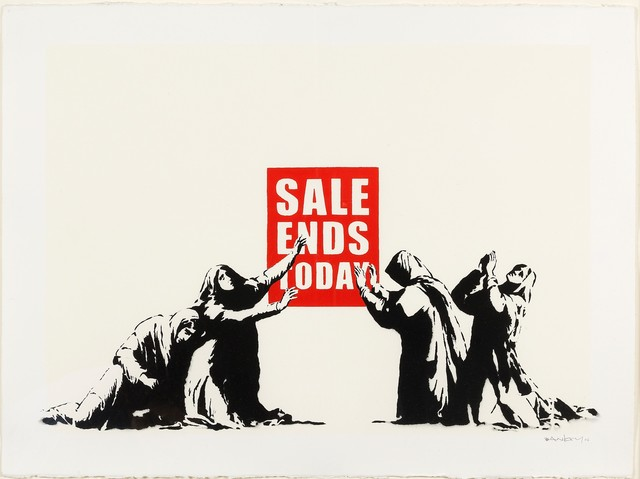 Banksy, 'Sale Ends', 2006, Andipa