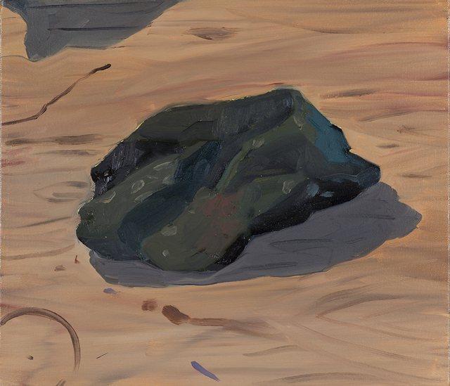 , 'Green Rock,' 2017, Hashimoto Contemporary