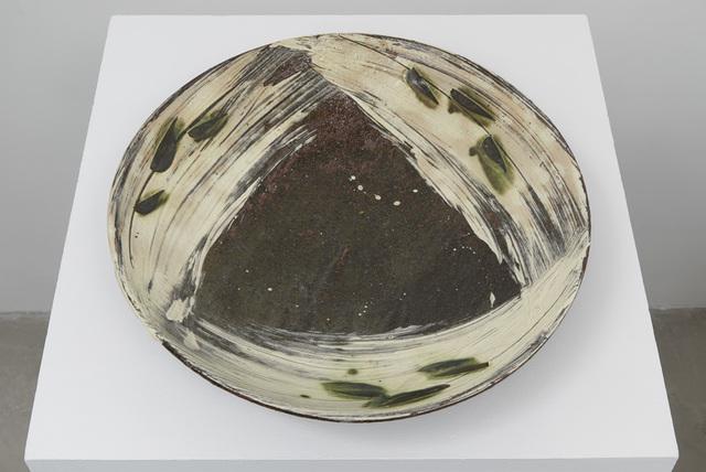 , 'Large Round Platter,' 2017, Jane Hartsook Gallery