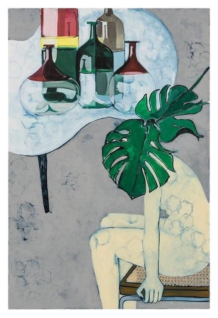 , '10 Green Bottles ,' 2017, Galerie Huit