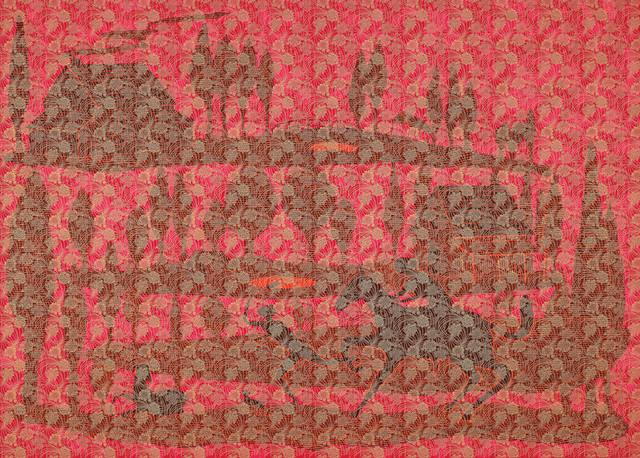 , 'The Ordeal of Richard Feverel,' 2011, Candida Stevens Gallery