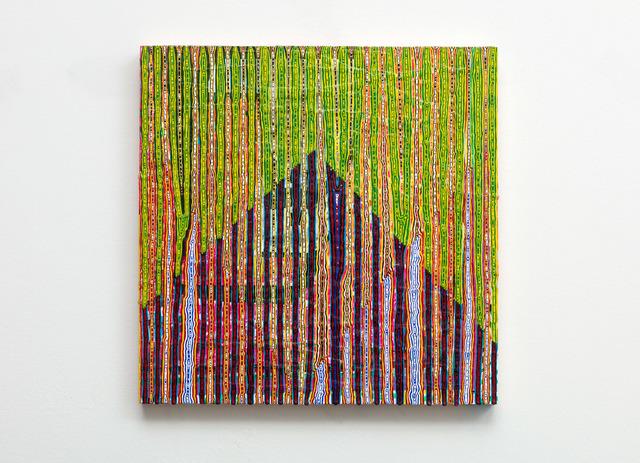 , 'pyofmapl,' 2017, Cris Worley Fine Arts