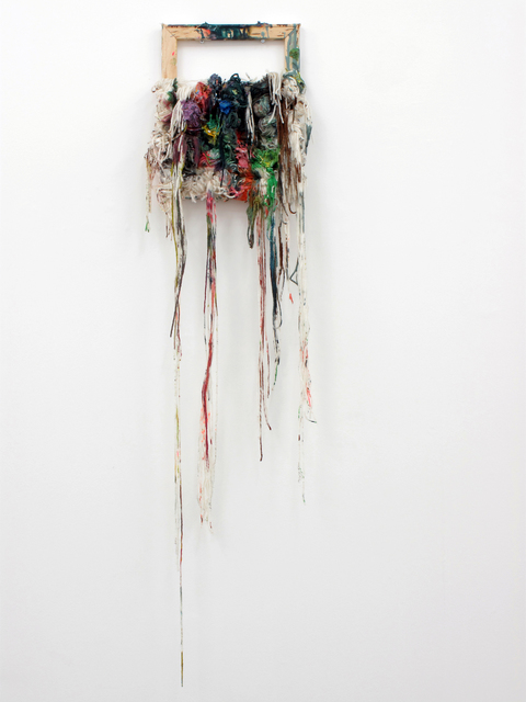 , 'Long painting 5,' 2013, OTTO ZOO