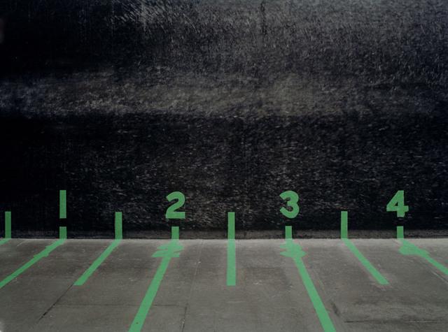 Elliott Wilcox, 'Real Tennis 18', 2008, Bau-Xi Gallery