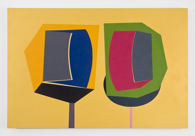 Willard Lustenader, 'Yes Butt', 2015, FRED.GIAMPIETRO Gallery