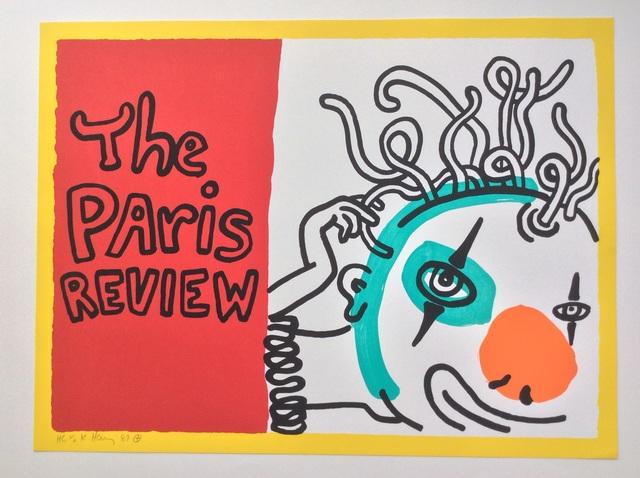 Keith Haring, 'Paris Review', 1989, Joseph Fine Art LONDON