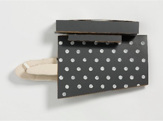 Richard Tuttle, 'Untitled (GREY WHITE FOR ARTIFICIAL LIGHT)', 1986, Dean Borghi Fine Art