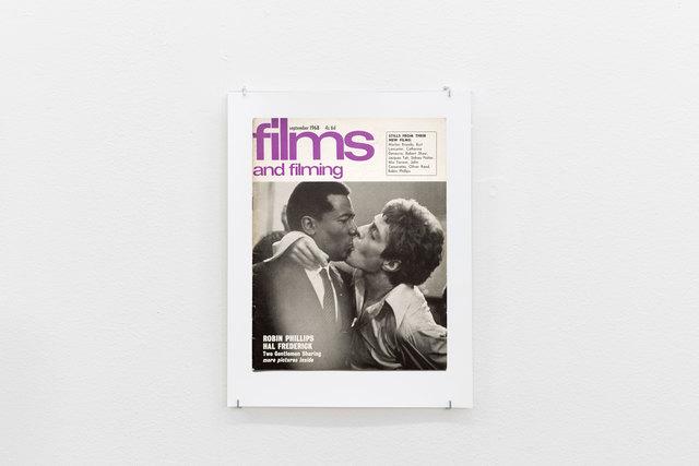 , 'Direction Artiste (Films and Filming September, 1968),' 2017, VI, VII