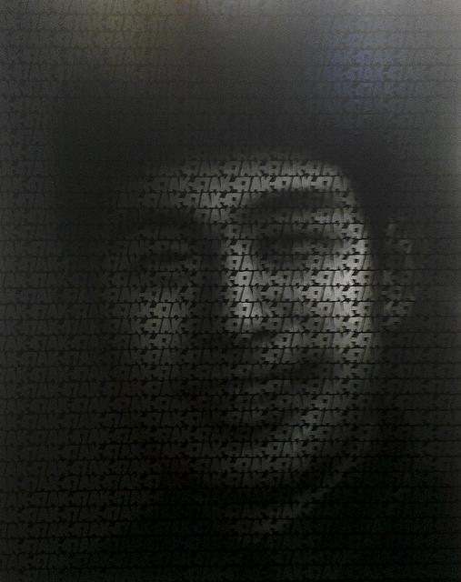 , 'AK-47 (AD.8),' 2014, Bruno Art Group