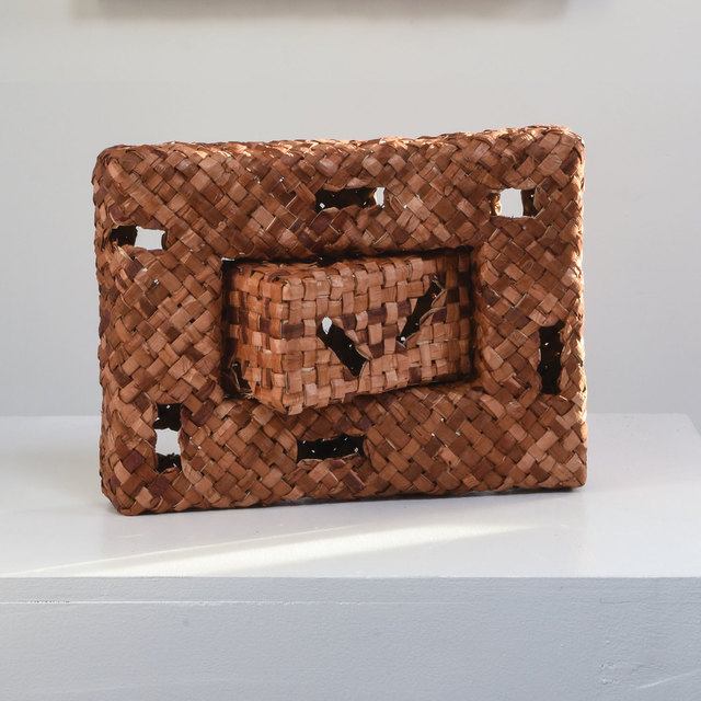 , 'Structural Discussion VI,' 2016, browngrotta arts