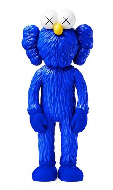 KAWS, 'BFF (Blue)', 2018, Sculpture, Vinyl figure, ARTETRAMA