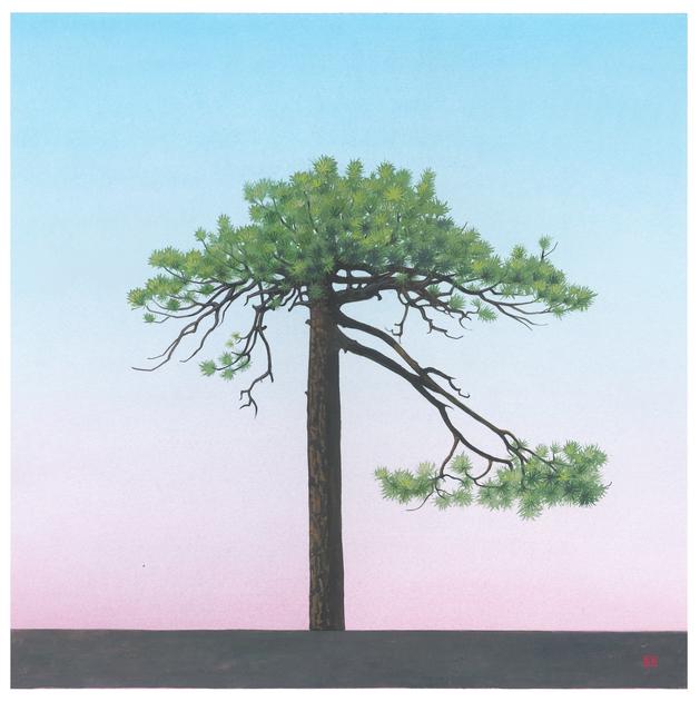 , 'Williamson Tree [N34*21.451+W117*51.443],' 2014, LAUNCH LA