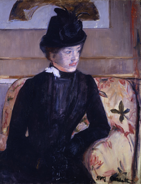 , 'Portrait of Madame J,' 1883, Legion of Honor