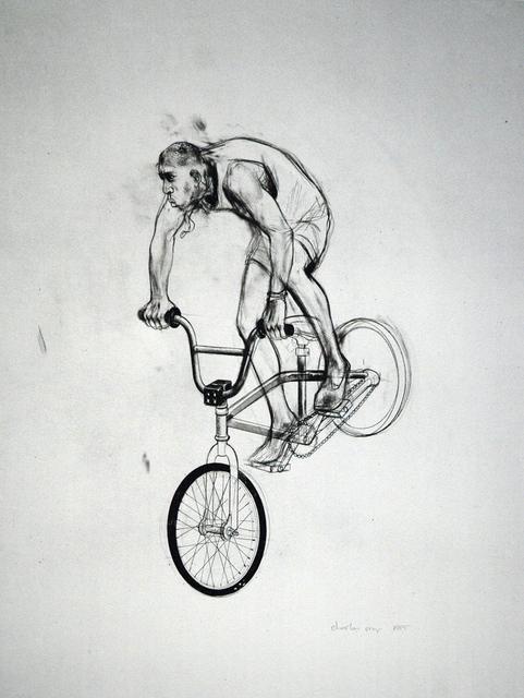 Charles Avery, 'Place de la Revolution 1', 2011, Print, Lithograph, Paupers Press