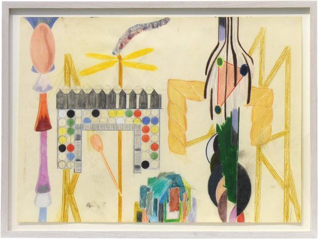 , 'Untitled,' 2011, Barbara Thumm