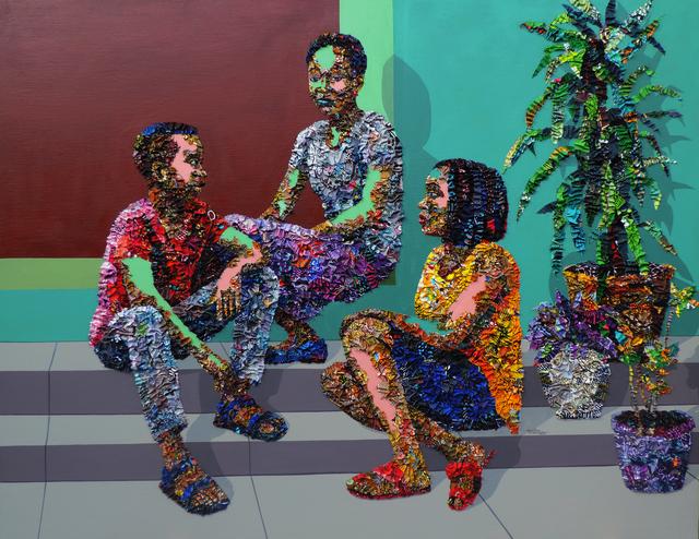 Marcellina Akpojotor, 'Like Other Days', 2019, Rele