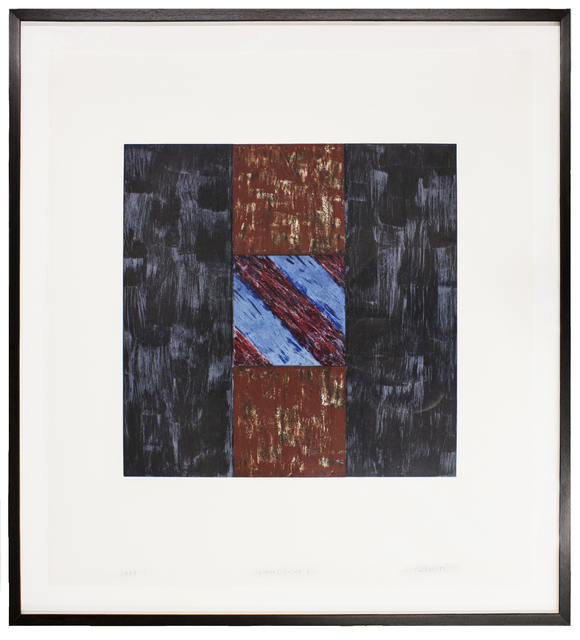 Sean Scully, 'Square Light II, AP 7', 1988, Goya Contemporary/Goya-Girl Press