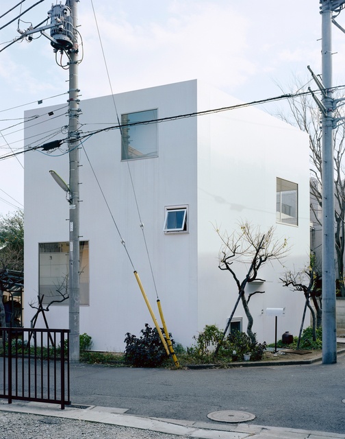 , 'House in a Plum Grove, Tokyo,' 1999-2004, The Museum of Modern Art