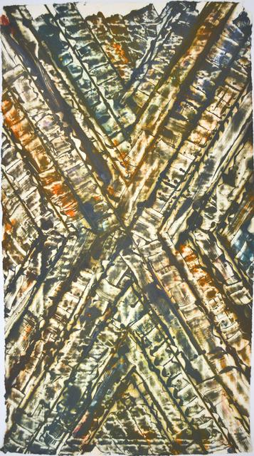 Kenneth Noland, 'Doors and Ghosts II', 1983, Heather James Fine Art