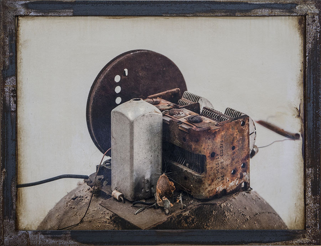 , 'Motorworks 1,' 2017, William Campbell Contemporary Art, Inc.