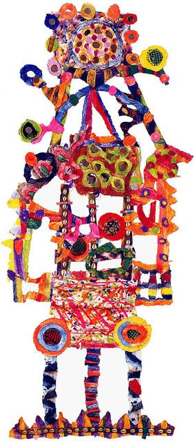 , 'Self-portrait,' 2003, Pacita Abad Art Estate