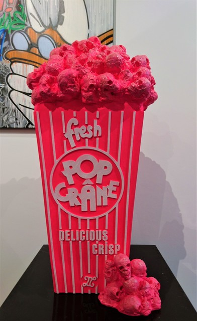 , 'Pop Crâne,' 2017, Samhart Gallery