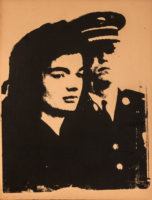 Andy Warhol, 'Jackie', 1964, Leclere