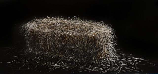 , 'Hay Bale, Fall 2015,' , Callan Contemporary