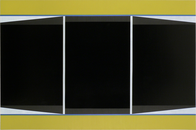 , 'Three Act,' 2019, McKenzie Fine Art