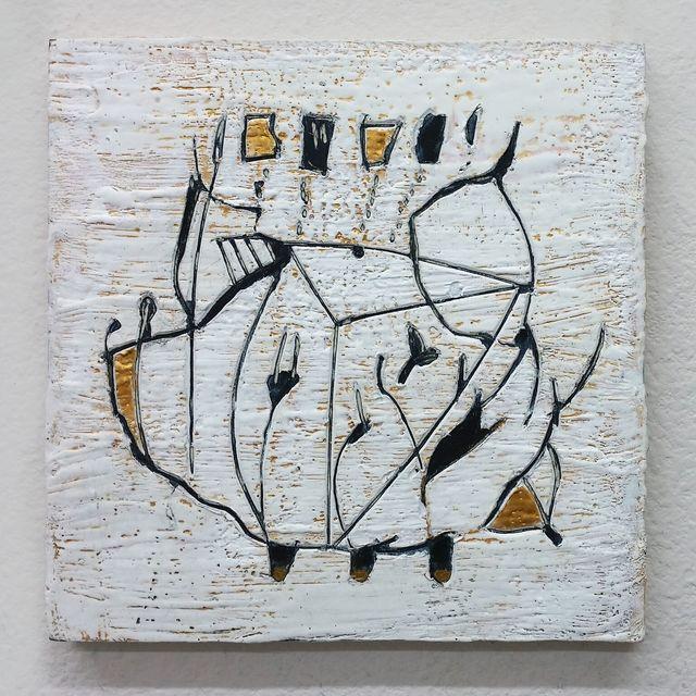 , 'Waxing Eccentric ,' 2017, Ro2 Art