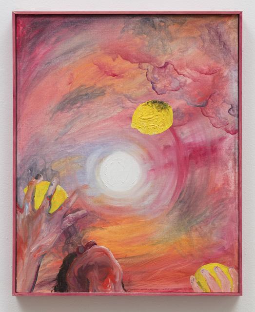 , 'The Lemon Juggler,' 2019, Klowden Mann