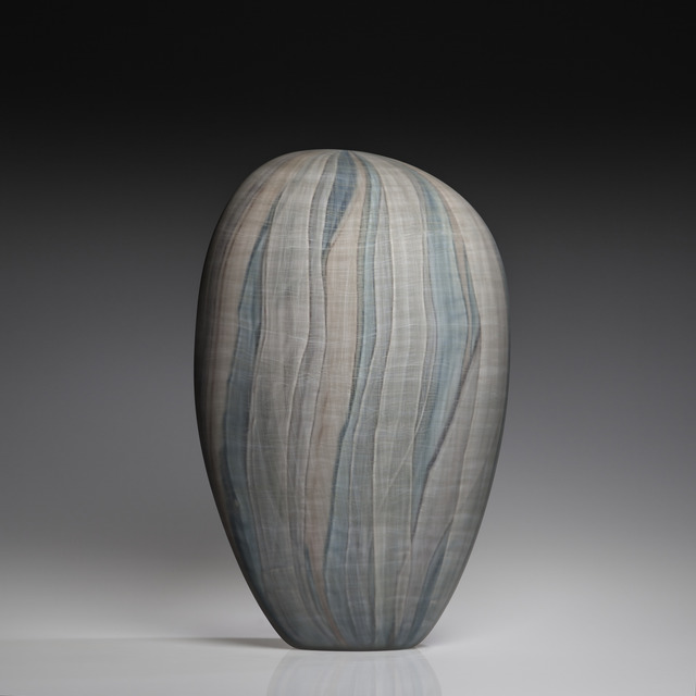 , 'Quiet Shifting, Blue and Coral,' ca. 201, Tansey Contemporary