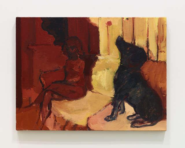 Michael Ajerman, 'December's Painting', 2016, Diane Rosenstein