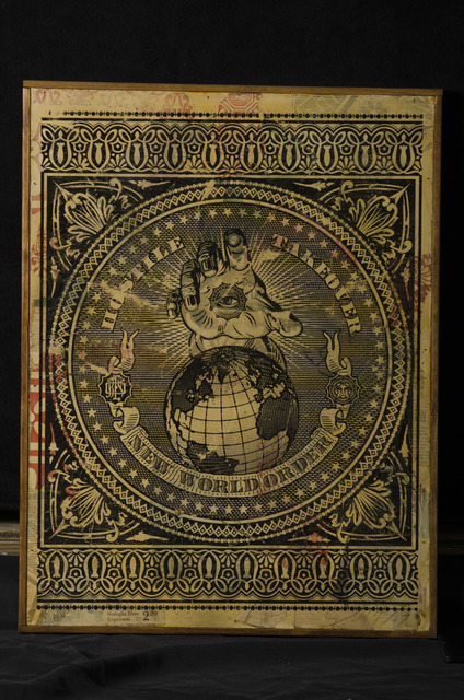 Shepard Fairey, 'New World Order', 2007, Hieronymus
