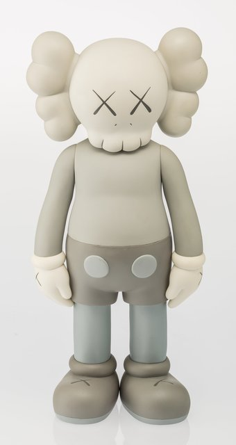 KAWS, 'Companion (Five Years Later) (Grey)', 2004, Heritage Auctions