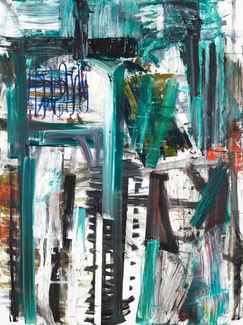 Louise Fishman, 'As Is', 2017, Locks Gallery