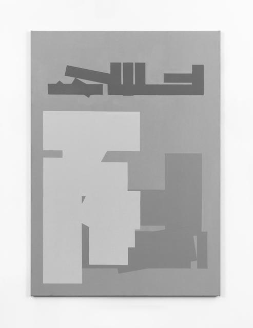 , 'Blocks1,' 2018, UNION Gallery